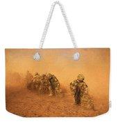 Soldiers In The Dust 4 Weekender Tote Bag