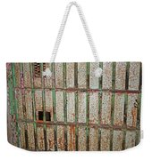 Solitary Confinement Weekender Tote Bag