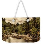 Solitary Wilderness Weekender Tote Bag