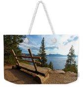 Solitude At Crater Lake Weekender Tote Bag
