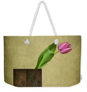 Solitude In Bloom Weekender Tote Bag