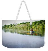 Solitude On Susan Lake Weekender Tote Bag