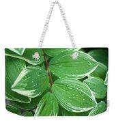 Solomon's Dew Weekender Tote Bag