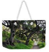 Solstice Canyon Live Oak Trail Weekender Tote Bag