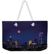 Solstice Strawberry Moon Charlotte, Nc Weekender Tote Bag