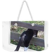 Some Day My Prints Will Come Weekender Tote Bag