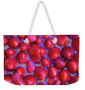 Some Say Shes A Tart Weekender Tote Bag