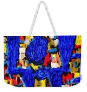 Somebody Standing On The Promises Of God Weekender Tote Bag