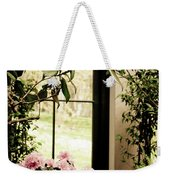 Someone Brought Me Flowers Weekender Tote Bag