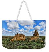 Someone Once Lived There Weekender Tote Bag