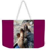 Something 'bout That Southern Boy Charm Weekender Tote Bag