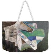 Something From Outer Space Weekender Tote Bag