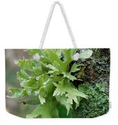 Something Green Weekender Tote Bag