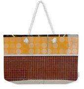 Having Gone Forth Weekender Tote Bag