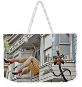 Something To Find Only The In The Haight Ashbury Weekender Tote Bag