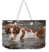 Something Under The Water Weekender Tote Bag