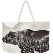 Something Wild Bear Weekender Tote Bag
