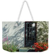 Somewhere At St Louis Village Weekender Tote Bag