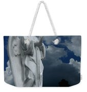 Somewhere Between Heaven And Earth Weekender Tote Bag