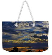 Somewhere Weekender Tote Bag