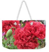 Somniferum Poppy 1 Weekender Tote Bag