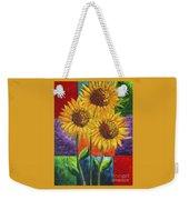 Sonflowers I Weekender Tote Bag