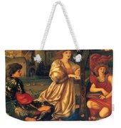Song Of Love 1877 Weekender Tote Bag