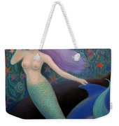 Song Of The Sea Mermaid Weekender Tote Bag