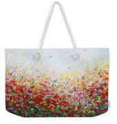 Songs Of Spring 3 Weekender Tote Bag