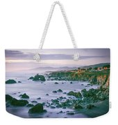 Sonoma Coast Shoreline Weekender Tote Bag