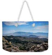 Sonoran Cliff Lookout Weekender Tote Bag