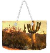 Sonoran Desert Morn Weekender Tote Bag