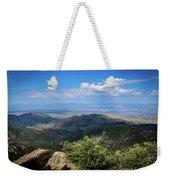 Sonoran Hillside Lookout Weekender Tote Bag