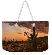 Sonoran Summer  Weekender Tote Bag