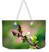 Soon To Be Lilacs Weekender Tote Bag