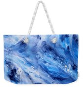 Soothing Waters Weekender Tote Bag
