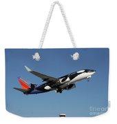 Soouthwest Airlines 737-700 Weekender Tote Bag