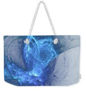 Sorching Blue Heaven Weekender Tote Bag