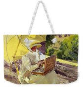 Sorolla: Painter, 1907 Weekender Tote Bag