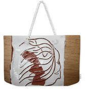 Sorrow - Tile Weekender Tote Bag