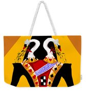 Sorry About The Mess Weekender Tote Bag