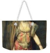 Soudja Sari Weekender Tote Bag by Gaston Casimir Saint Pierre