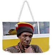 Just A Soul Brother Weekender Tote Bag