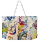 Soul Filled Weekender Tote Bag