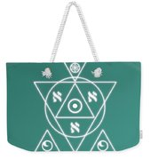 Soul Healing Weekender Tote Bag