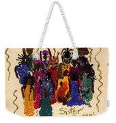 Soulful Sistahs Weekender Tote Bag