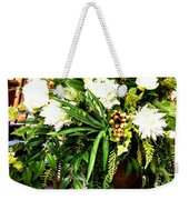 Sound Of Flowers Weekender Tote Bag