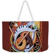 Sound Of Soul Strings Weekender Tote Bag