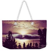 Sound Of The Sun Weekender Tote Bag