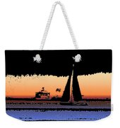 Sound Sailin 2 Weekender Tote Bag
